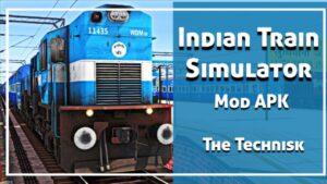 Indian Train Simulator Mod v2021.3.6 (Unlimited Money, Gems)